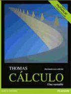 calculo de una variable-george b. thomas-9789702627340