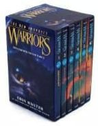 warriors: the new prophecy box set: volumes 1 to 6 erin hunter 9780062367150