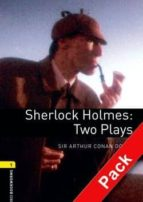 sher holmes: two plays (incluye cd) (obps 1: oxford bookworms pla yscripts) 9780194235150