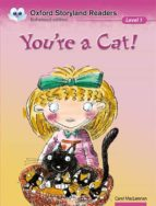 you´re a cat (oxford storyland readers 1) carol mac lennan 9780195969450