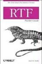 Rtf pocket guide Descarga gratuita de libros electrónicos torrent pdf