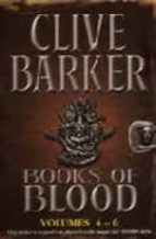 books of blood second omnibus clive barker 9780751512250