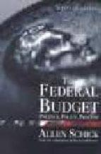 The federal budget: politics, policy, process Descarga electrónica de libros