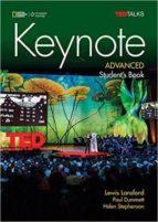 keynote advanced sb with dvd rom 9781305399150