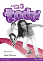 today! 3 activity book-9781447901150