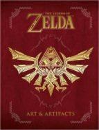 the legend of zelda: art & artifacts 9781506703350