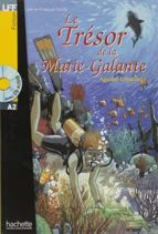 le tresor de la marie galante + cd audio leo lamarche 9782011554550