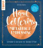 handlettering metallic & embossing (ebook) kirsten albers 9783735805850