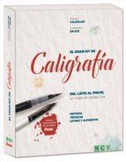 el gran kit de caligrafía 9783869417950