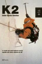 k2-javier garcia sanchez-9788408068150