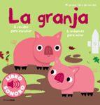 mi primer libro de sonidos:la granja-marion billet-9788408120650