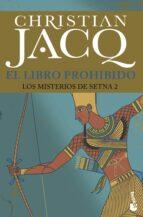 el libro prohibido-christian jacq-9788408172550