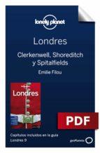 londres 9_6. clerkenwell, shoreditch y spitalfields (ebook) damian harper peter dragicevich 9788408199250
