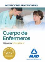 cuerpo de enfermeros de instituciones penitenciarias: temario (vol. 4)-9788414204450