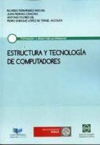 estructura y tecnologia de computadores-ricardo fernandez pascual-9788415429050