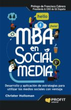 mba en social media christer holloman 9788415505150