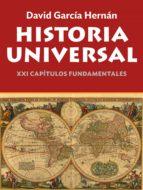 historia universal (ebook)-david garcia hernan-9788415930150