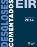 desgloses comentados eir. actualizacion 2014 9788416153350