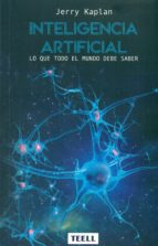 inteligencia artificial jerry kaplan 9788416511150