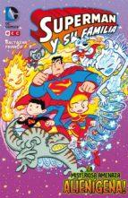 El libro de Superman y su familia: la misteriosa amenaza alienígena autor ART BALTAZAR EPUB!