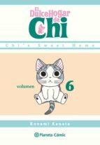 el dulce hogar de chi (volumen 6)-konami kanata-9788416543250