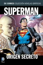 coleccion novelas graficas nº 39: superman: origen secreto-9788416796250