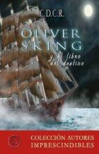 oliver sking y el libro del destino (ebook)-9788417005450