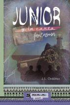 junior y la carta fantasma-j. l. ordoñez-9788417105150