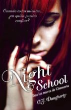 night school c.j. daughtery 9788420411750