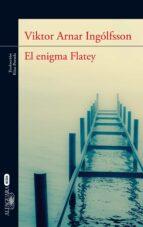 el enigma flatey-viktor arnar ingolfsson-9788420416250