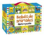 bebes de animales: libro + puzle-9788424662950