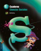 cuaderno ciencias sociales 1º superpixépolis ciencias sociales 1º cuadrícula trimestres  superpixépolis 9788426393050