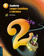 cuaderno lengua 2 4º  primaria  proyecto superpixépolis 9788426396150