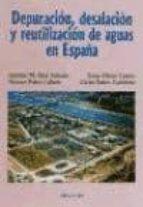 depuracion, desalacion y reutilizacion de aguas en españa-antonio rico amoros-9788428109550
