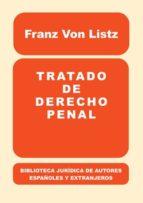 tratado de derecho penal (3 vol.) franz von listz 9788429013450