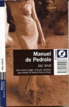 joc brut-manuel de pedrolo-9788429768350