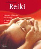 reiki: conseguir el bienestar con la energia en nuestras manos-giuliana lomazzi-9788430544950