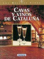 cavas y vinos de cataluña 9788430598250