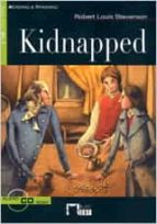 kidnapped. book + cd rom 9788431610050
