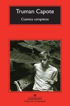 cuentos completos truman capote 9788433977250