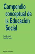 compendio conceptual de la educacion social maria senra varela josep valles herrero 9788436823950