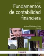 fundamentos de contabilidad financiera (3ª ed.) vicente montesinos 9788436837650