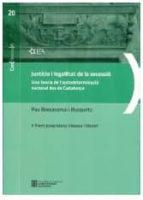 El libro de Justicia i legalitat de la secessio: una teoria de l autodeterminacio nacional des de catalunya autor PAU BOSSACOMA I BUSQUETS TXT!