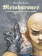 la casta de los metabarones-alejandro jodorowsky-juan gimenez-9788439720850