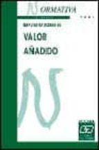 Impuesto sobre el valor añadido: normativa 2003 Descarga gratuita de libros electrónicos para iPod