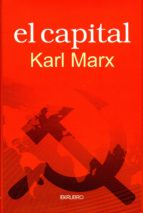 el capital karl marx 9788445907450