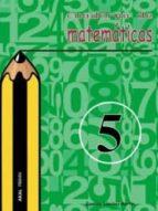 cuaderno de matematicas 5 (primaria) eusebio sanchez martin 9788446019350