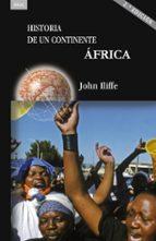 africa: historia de un continente-john iliffe-9788446037750