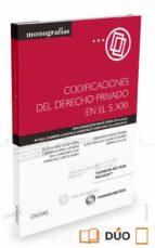 codificaciones del derecho privado en el s. xxi encarnacion roca trias 9788447051250