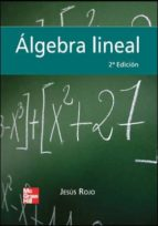 algebra lineal (2ª ed.) jesus rojo 9788448156350